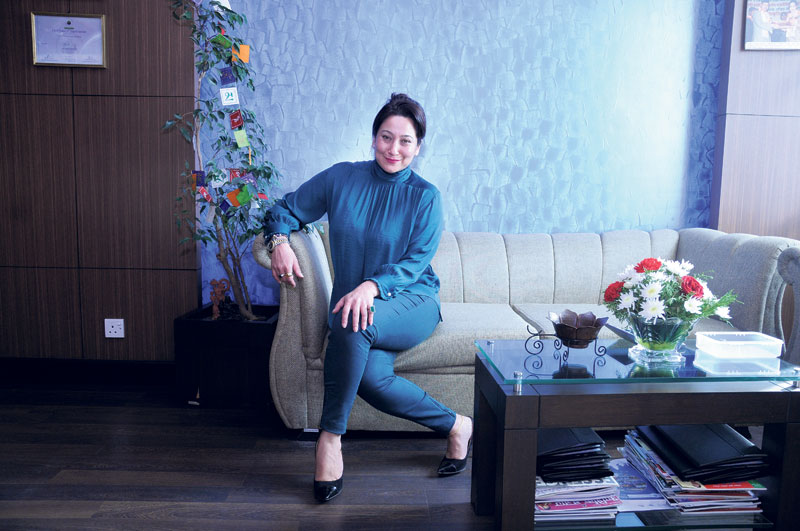 The Essentials with Raveena Deshraj Shrestha