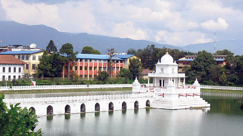 Dept of Archaeology to rebuild Ranipokhari temple