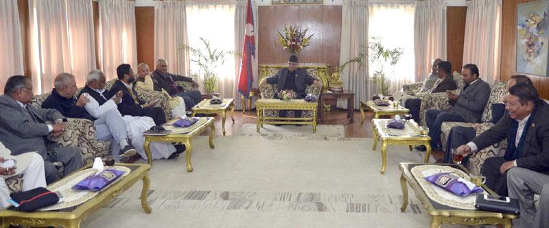 PM hits snag with Madhesi leaders in amendment bid