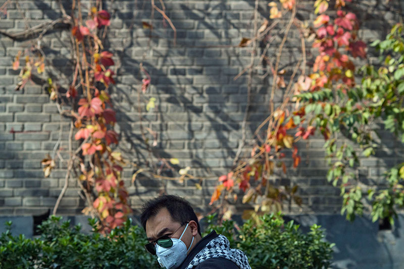 China pledges 18-percent carbon emissions cut by 2020