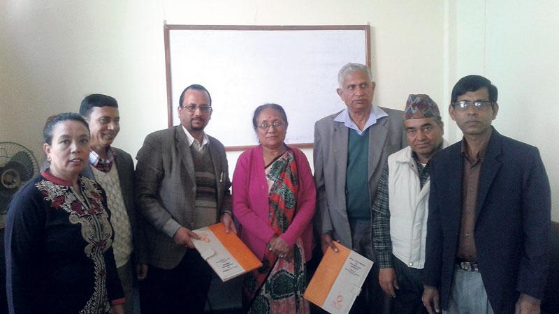 Dabur Nepal, TU sign MoU for fellowship program