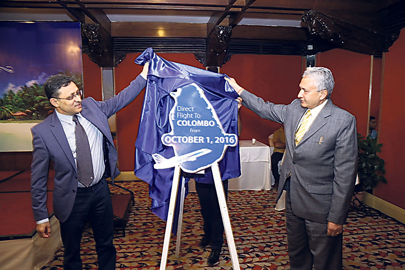 Himalaya Airlines starting Colombo flights from Oct 1
