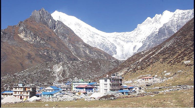 Langtang reclaiming fervor swept by avalanche