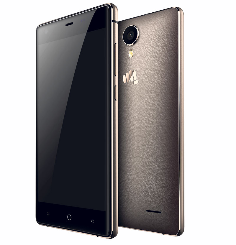 Micromax launches Canvas 5 LITE