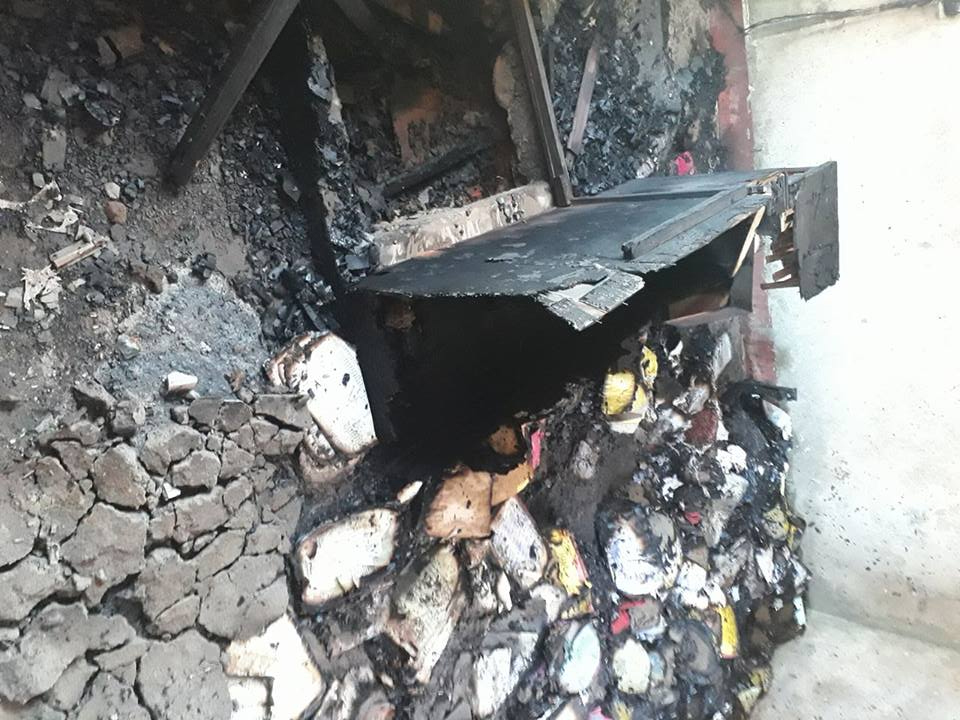 Property worth Rs 10.5 m destroyed as petrol pump catches fire
