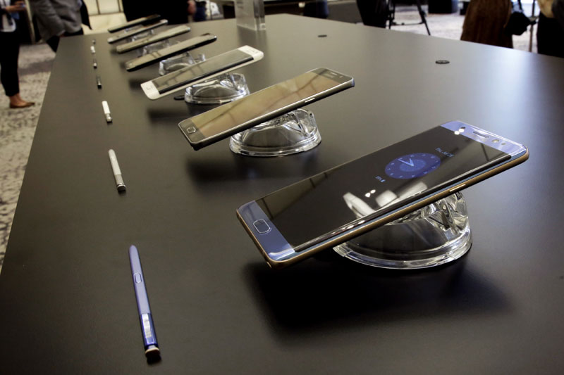 What to do to if you own a Samsung Galaxy Note 7