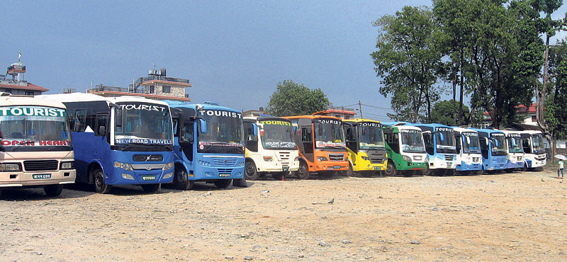 Govt's plan to bar Nepalis from using tourist vehicles draws flak