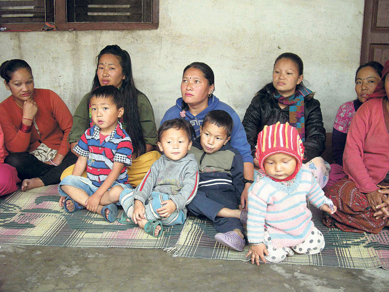 Children of inmate mothers deprived of education
