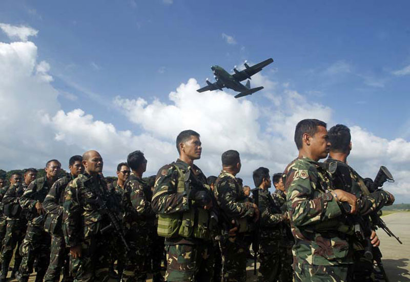Philippines Prez considers hiring Gurkhas to help battle ASG
