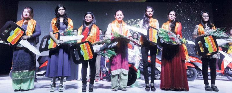 Papaya Sun Cream users win seven scooters
