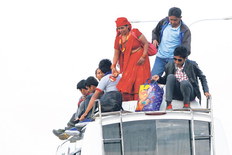 Dashain on our doorsteps