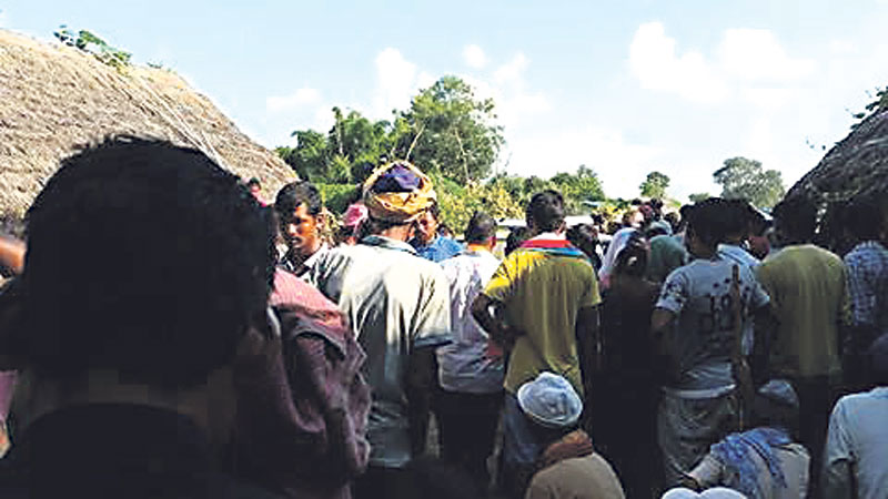 Bardiya villages living with elephant menace