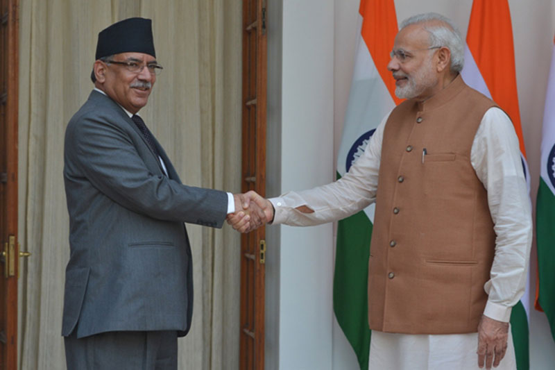 Nepal signs three-point agreement with India
