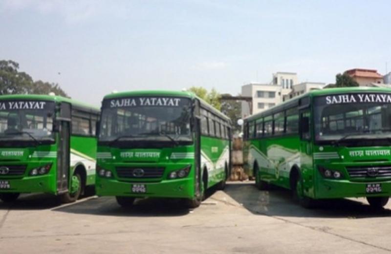 Sahja Yatayat to operate buses on Suryabinayak - Swoyambhu route