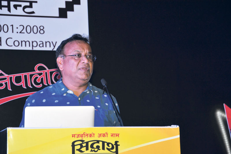 Siddharth Cement organizes gathering of construction workers