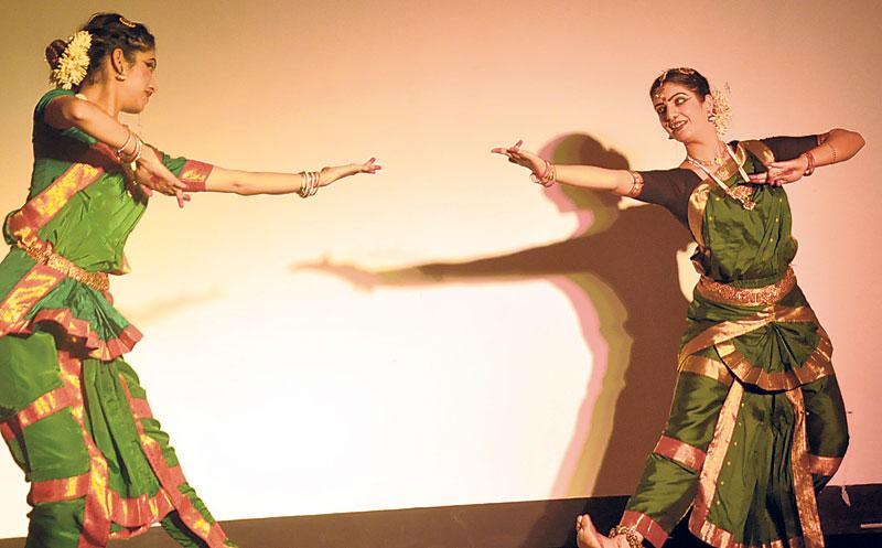 Nepali dancers look towards Bharatanatyam