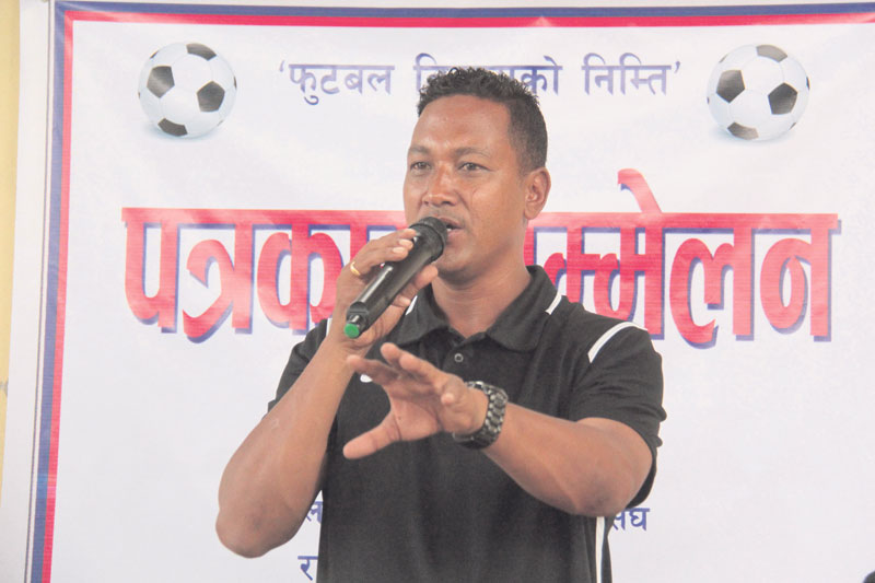 Former football captain Singh announces candidacy for ANFA vice president