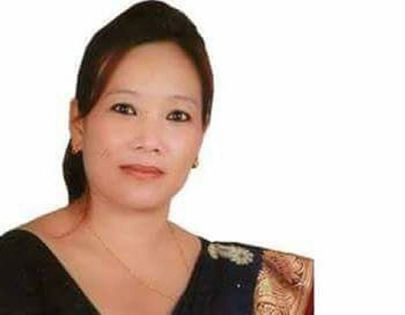 Gurung, sole woman candidate for federal election from Tehrathum, determined to face challenges