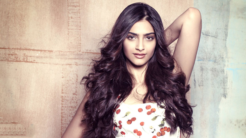 Sonam to play Madhuri Dixit in Sanjay Dutt's biopic