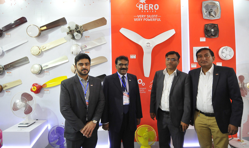 Birla Group launches quiet ceiling fans in Nepali market