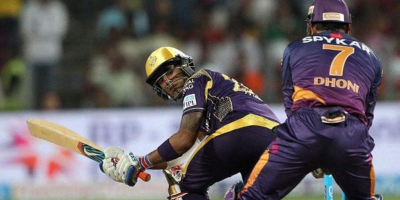 IPL: KKR clinch thriller, hand Pune fourth straight defeat