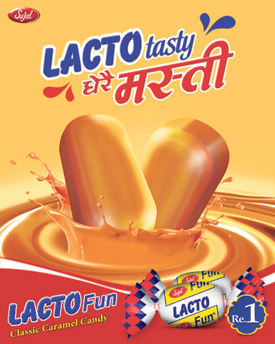 Lacto Candy launches new ad campaign