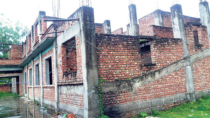 Crucial India-funded projects in limbo
