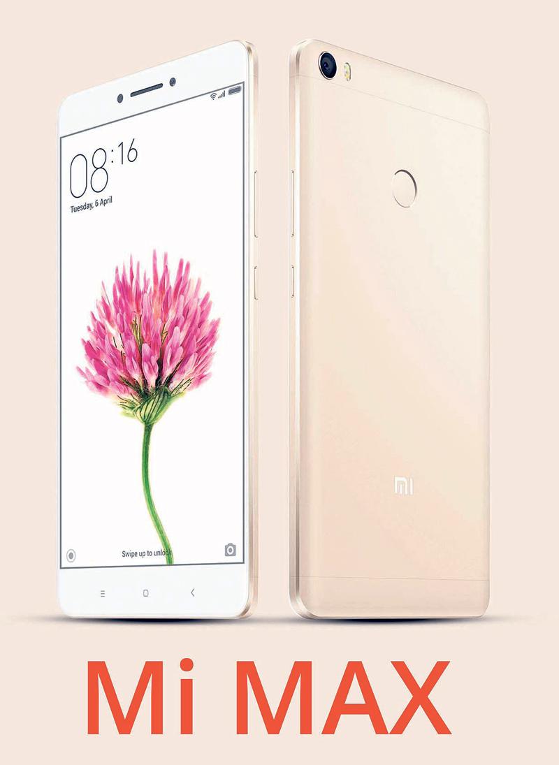 Xiaomi Mi Max now in market