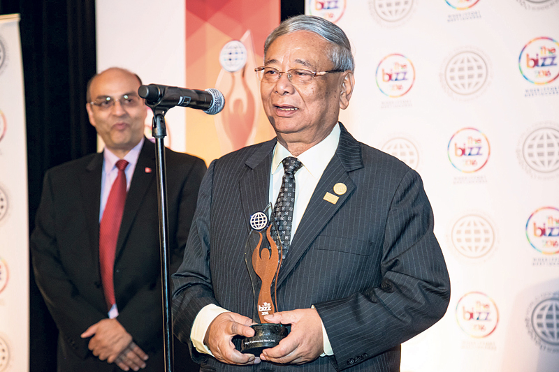 Prime Commercial Bank bags business excellence award