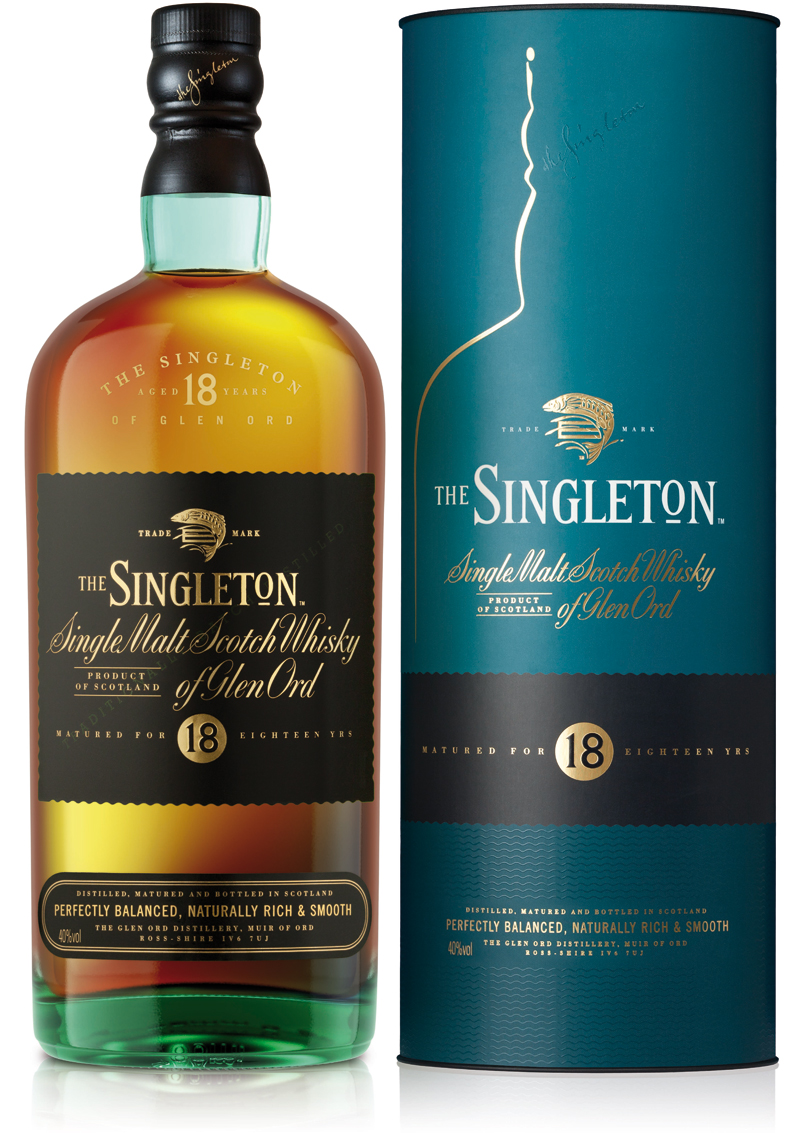 Singleton malt whiskey launched