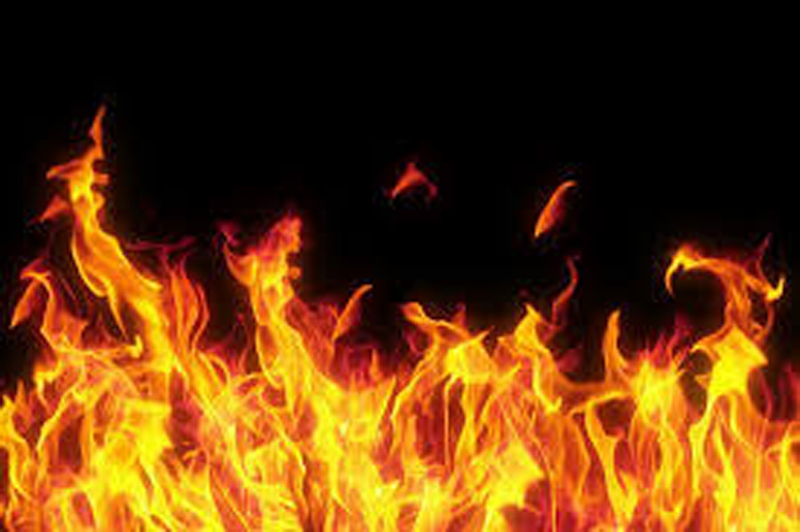 Property worth Rs 1.2 m destroyed as plastic factory catches fire in Balaju
