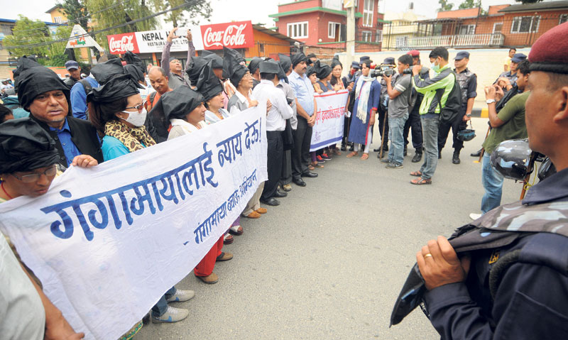 Ganga Maya's health deteriorating