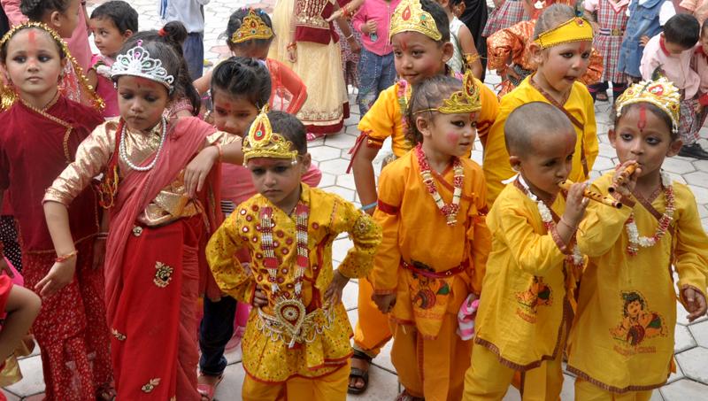 Sri Krishna Janmasthami today