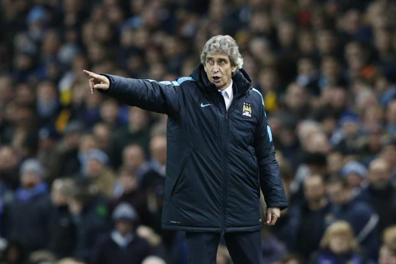 Ex-Manchester City manager Pellegrini takes charge at Hebei
