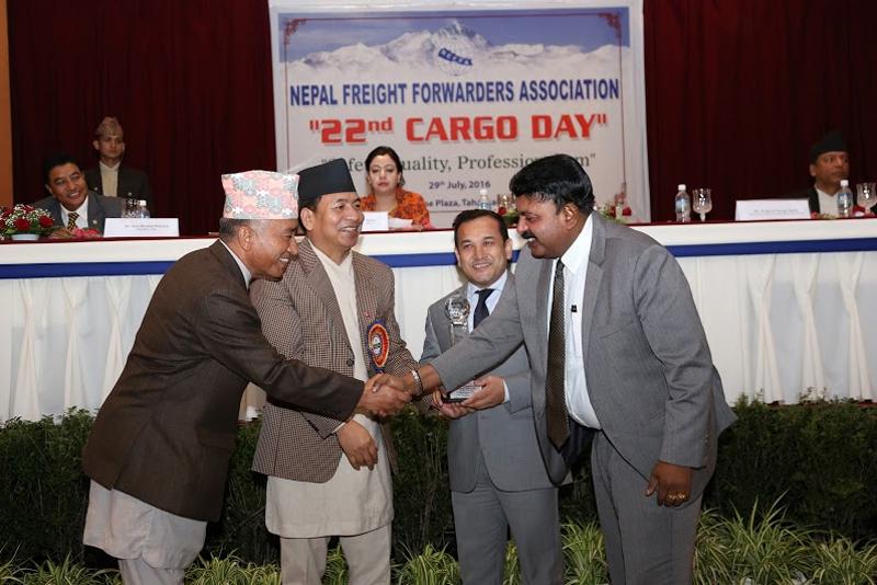 Qatar Airways Cargo feted