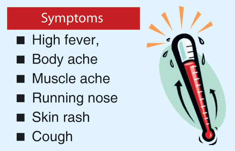 Cases of viral fever on rise across country: EDCD