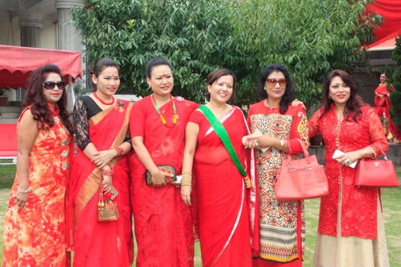 Nepal Republic Media celebrates Teej