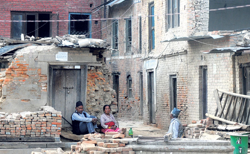 Few takers for subsidized quake loans to rebuild homes