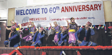 Helvetas celebrates 60 years of establishment in Nepal