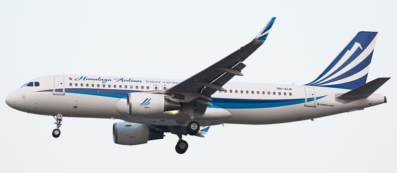 Himalaya Airlines to start flights to Kuala Lumpur and Yangun