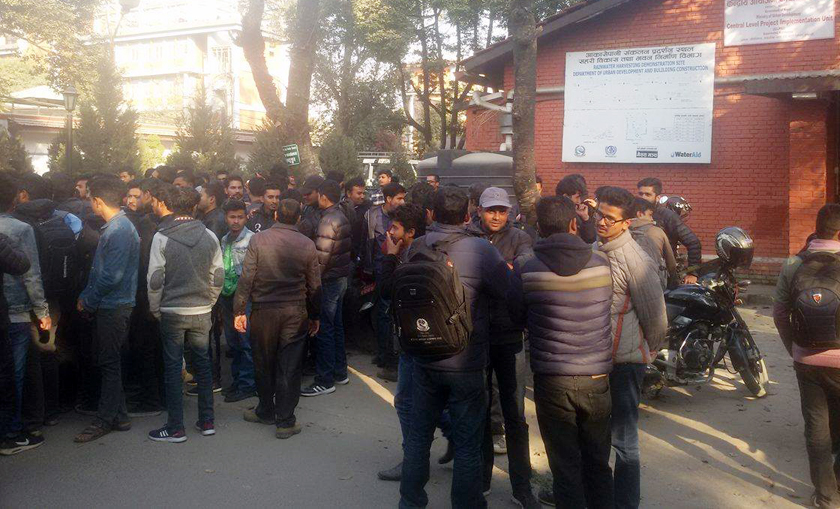 1200 reconstruction engineers, technicians submit resignations