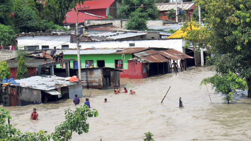 37 dead, 26 missing in widespread floods, landslides