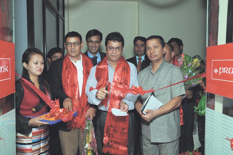 Prabhu Bank opens branch office at Syafrubeshi