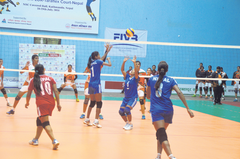 Second defeat for defiant Nepal