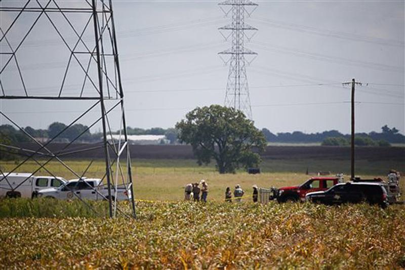 No apparent survivors in Texas balloon crash