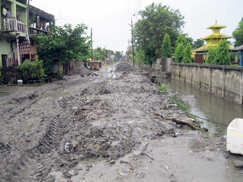 54 projects in limbo, locals suffer