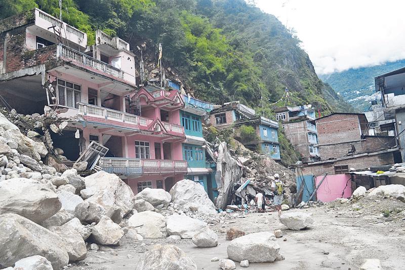 No respite from floods, landslides