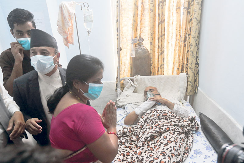 House panel asks PM to take urgent action to save Dr KC
