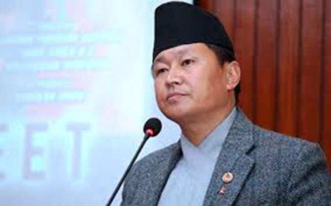 No-confidence motion tabled against Province 1 Chief Minister Sherdhan Rai