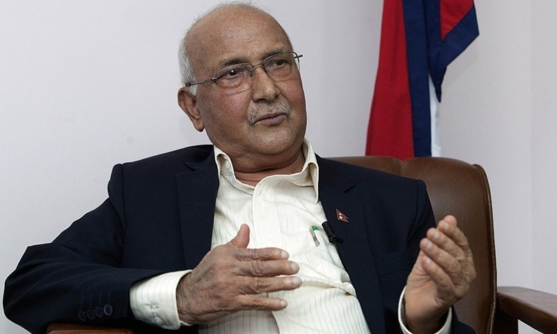 Change in provincial boundaries not demand of Nepalis: Oli